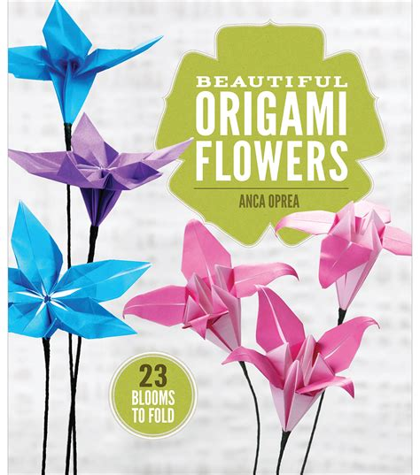 beautiful origami flowers jo
