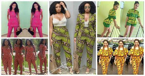 Complete Ankara Styles   Trouser Inspired