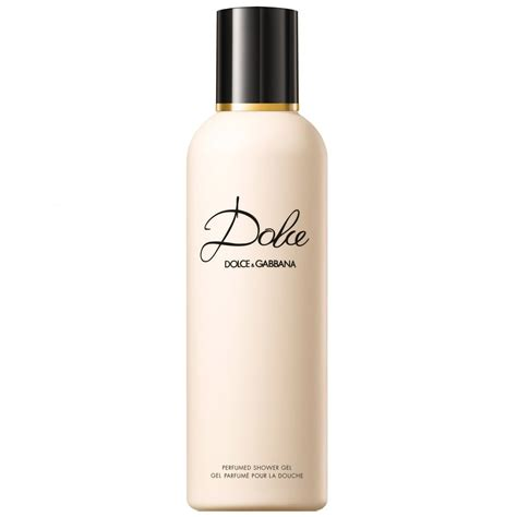 dolce doccia dolce dolce gabbana shower gel 200 ml