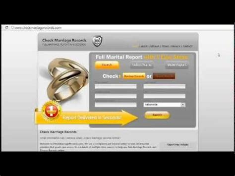 How To Verify Marriage Records How To Check Marriage Records
