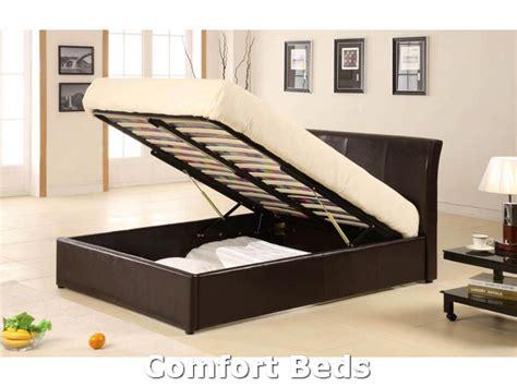Three Quarter Ottoman Storage Bed Ottoman Beds Ottoman Bed Three Quarter