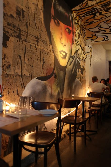 restaurant wall murals venue magazine saigon sally makes an entrance