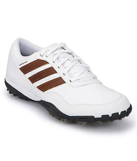 adidas waterproof golf shoes white price in india buy