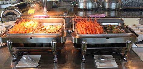 International Buffet And Seafood At Baiyoke Sky Hotel Baiyoke Sky Hotel Buffet
