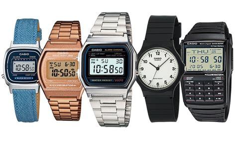 modelli orologi casio orologi casio groupon goods
