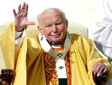 biografia del papa juan pablo ii juan pablo ii noticias fotos y biograf 237 a de juan pablo ii