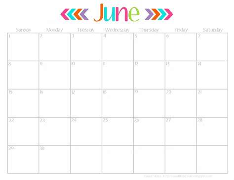 printable calendar kawaii june 2018 cute calendar printable larissanaestrada com
