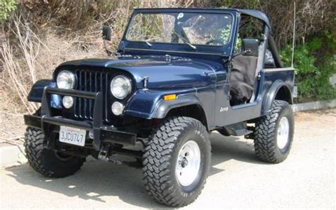 1984 Jeep Cj7 1984 Jeep Cj7 At Classiccarsuppliers