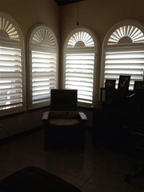 custom interior shutters installation at the home depot