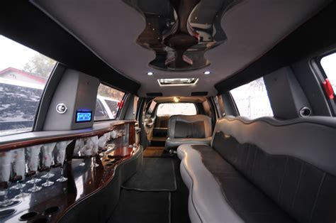 Limousine Interior by Limo Fleet
