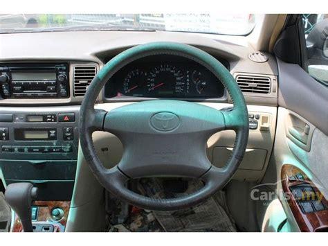 Karpet Lumpur Altis 2004 toyota corolla altis 2004 e 1 6 in kuala lumpur automatic sedan gold for rm 20 800 3915270