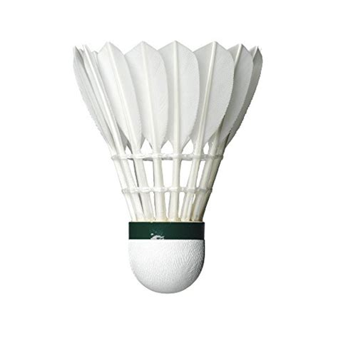 Shuttlecock Kok Badminton Bulutangkis Neo Optimal wilson feather shuttlecock 3 pack white sports in the uae see prices reviews and buy in