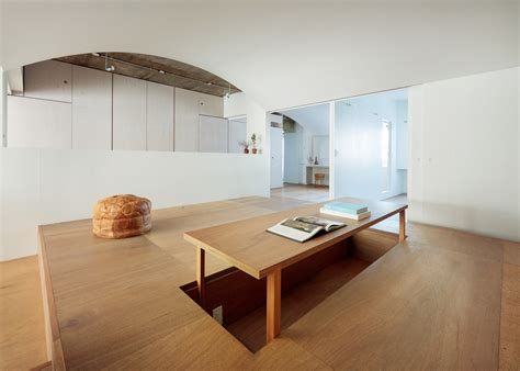 Tokyo Serviced Apartments Design Compact Tokyo Apartment Gets Total Overhaul For Family Of Four Curbed