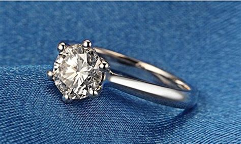 Anting Import Real 18k Gold Plated White Zircon Drop Earrings 751 maikun 18k white gold plated classic 6 prong sparkling solitaire cubic zircon engagement ring 8