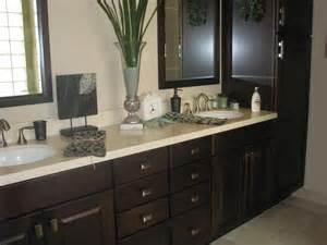 Espresso Bathroom Cabinet Ceasar With Espresso Cabinets From Designer Homes Construction Inc In West Palm Fl