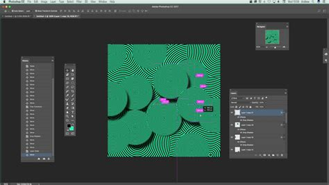 background pattern removal by power spectral filtering halftone filter and circles background in photoshop
