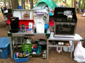 Camp Kitchen Ideas Camping Cooking Tips Camping Fun Pinterest