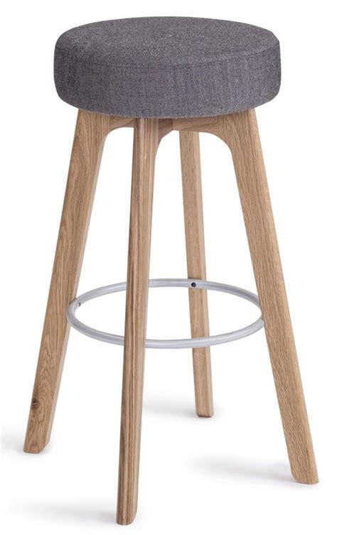 three legged stool of lobbying centro high stool bar restaurant furniture