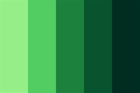 emerald green hex emerald forest color palette