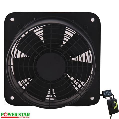 industrial exhaust fan wattage industrial ventilation extractor axial exhaust