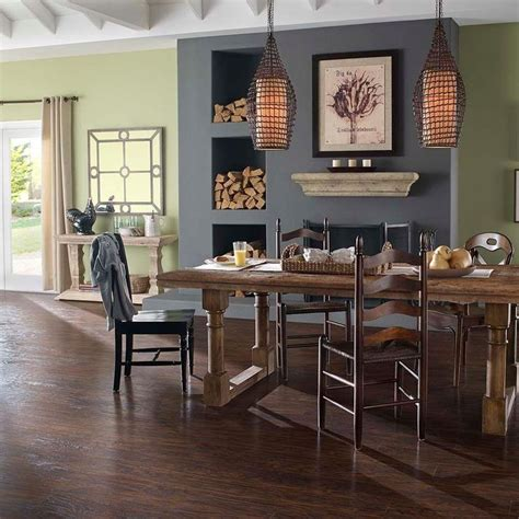 10 mm thick engineered wood floor pergo xp coffee handscraped hickory 10 mm thick x 5 1 4 in