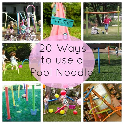 backyard party games for adults pool noodle games on pinterest pool noodle crafts pool