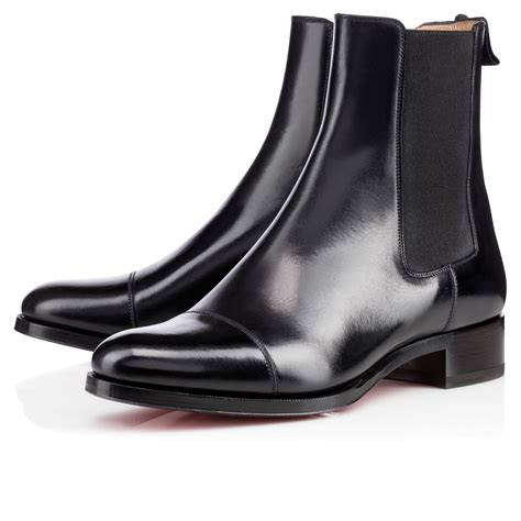mens louboutin boots