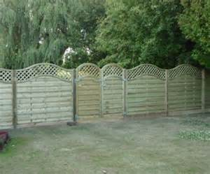 Curved Top Trellis Panels Omega Lattice Trellis Curved Top Fence Panel Free Delivery