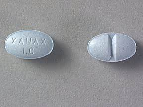 what color is xanax xanax uses side effects interactions pictures