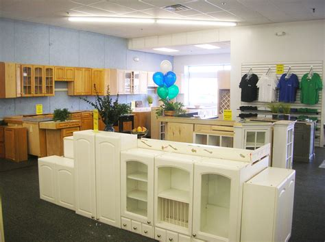donate old kitchen cabinets