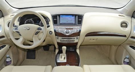 Most Expensive Infiniti by Most Expensive Luxury Car Interiors