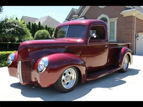 1940 ford pickup restomod classic muscle car for sale in