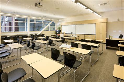 Interior Design Of Classrooms by