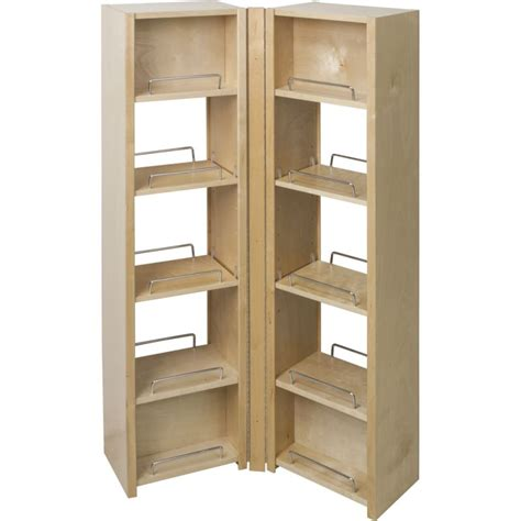 12 Wide Pantry Cabinet by Hardware Resources Pso45 4 5 8 Inch 12 Inch