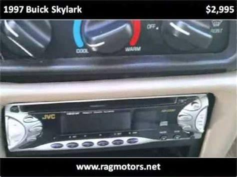 vehicle repair manual 1997 buick skylark head up display service manual 1997 buick skylark workshop manual