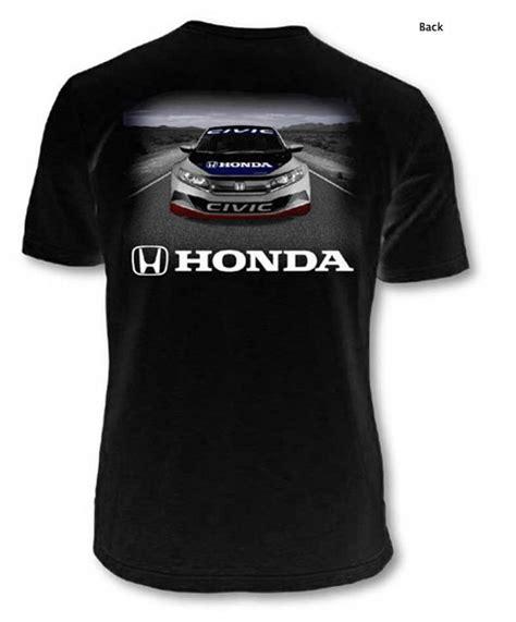 Polo Shirt Honda Civic King Clothing honda black civic shirt hm6106