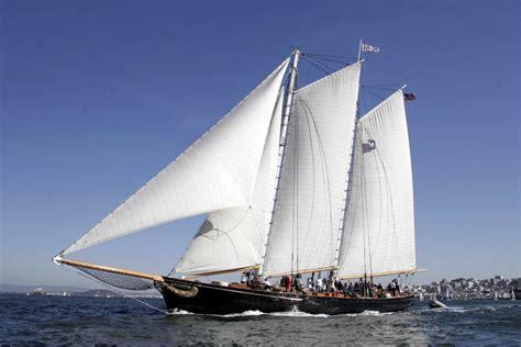 yacht america america s cup tour historic replica yacht america