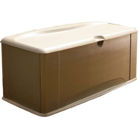 rubbermaid deck box with seat rubbermaid large deck box with seat review