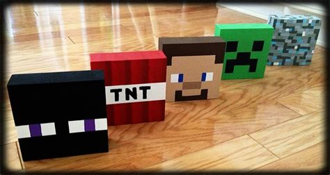 minecraft bedroom accessories minecraft diy bedroom decor enderman tnt steve