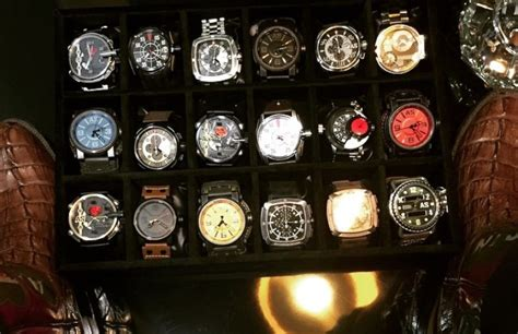 Arnold Schwarzenegger?s Watch Collection Is Inspired By
