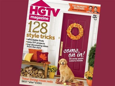 Hgtv Magazine Giveaways - best 25 hgtv magazine ideas on pinterest bm revere pewter california homes and
