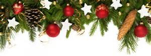 christmas top borders happy holidays