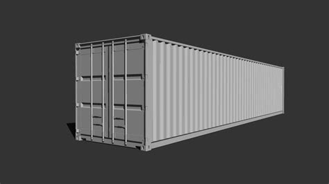 Home Design 3d Models Free by Shipping Container Model Design In Sketchup Free 3d