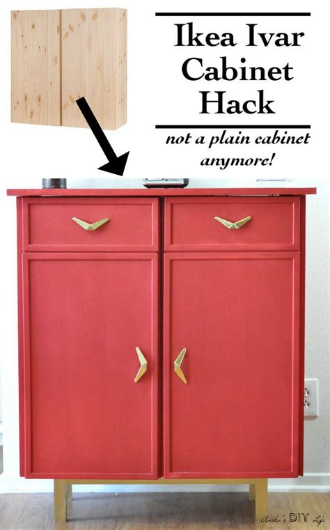 ikea ivar cabinet hack 1000 images about pink coral painted furniture on
