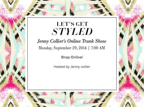 stella dot online trunk show 187 jenny collier blog