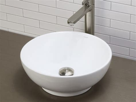 Vessel Sink With Overflow by White Ceramic Vessel Sink With Overflow