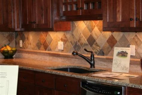 inexpensive backsplash ideas cheap kitchen backsplash