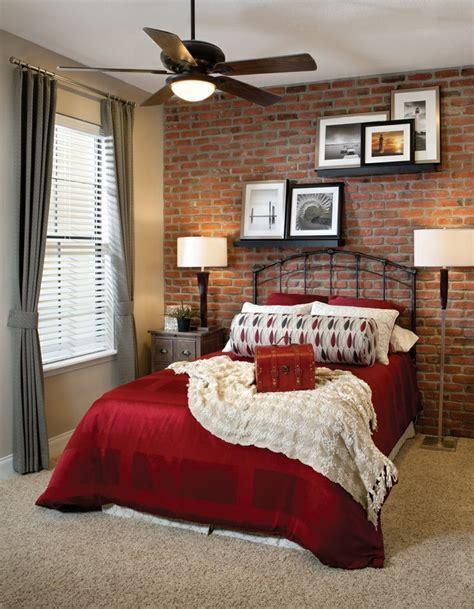 Brick Wall Bedroom Design Brick Wall Bedroom Design Write