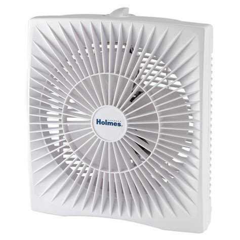 battery powered box fan amazon com holmes 10 inch personal size box fan