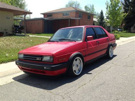 Volkswagen Jetta Gli For Sale by 1991 Volkswagen Jetta Gli For Sale Buy Classic Volks